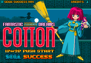 Cotton Title Screen.png