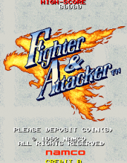 Fighter and Attacker Title Screen.png
