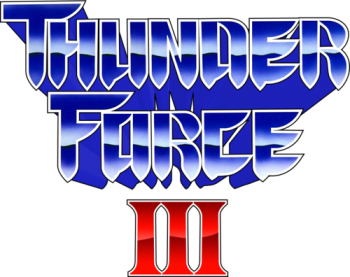 Thunder Force III Logo.png